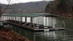 aluminum community dock