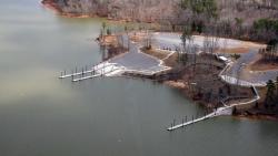 Aluminum Dock Boat Ramp
