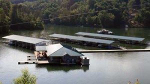 Commercial Dock Roofing Systems by alumadock