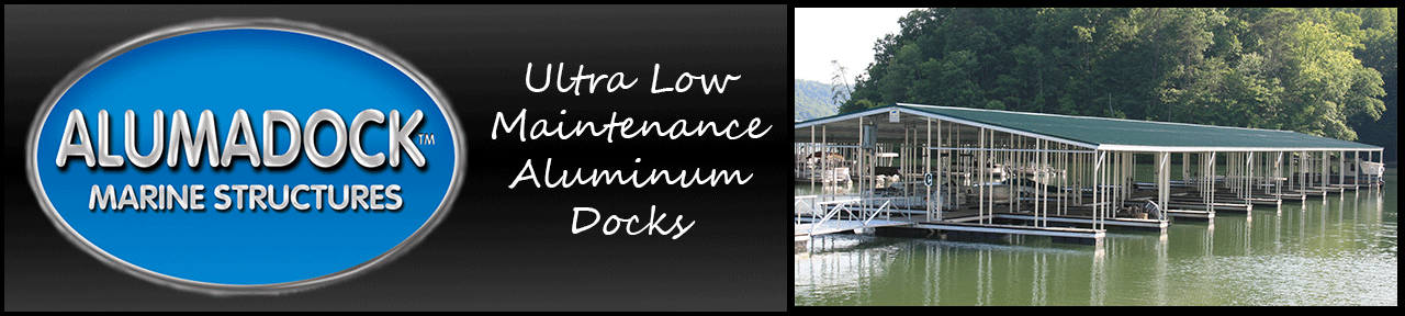 Alumadock – Aluminum Docks and Gangways
